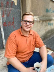 Дарчук Дмитро – студент 4 курсу спеціальності «Історія та археологія»