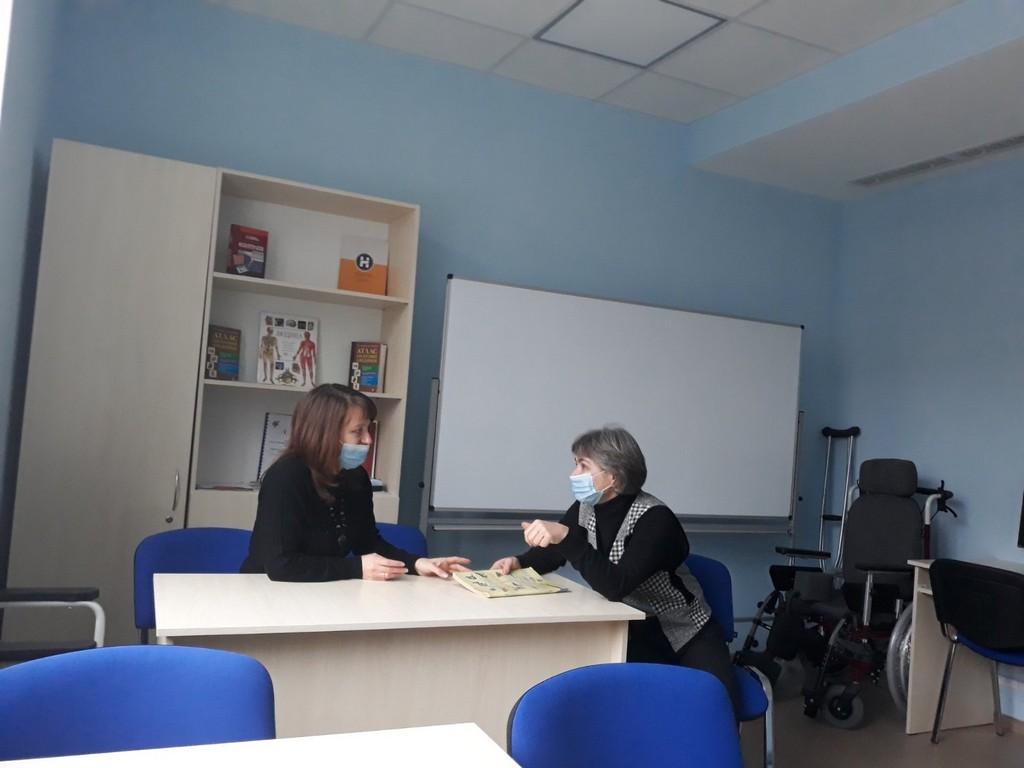 Дружня зустріч завідувачів кафедр в рамках обміну досвідом