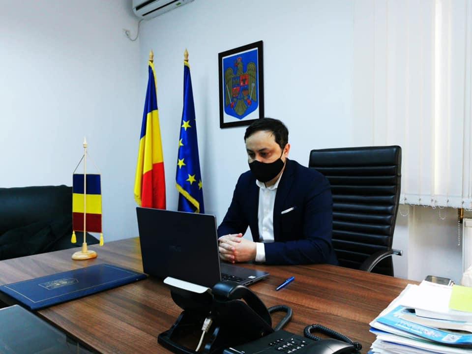 1) МІЖНАРОДНІЙ ОНЛАЙН КОНФЕРЕНЦІЇ, організованій Департаментом з питань румунів звідусіль (Румунія, 16 листопада 2020)