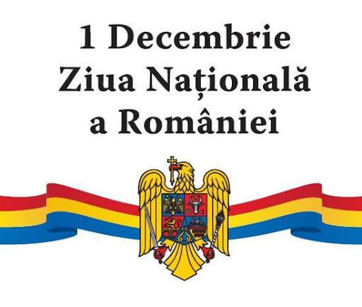 Ziua Națională a României (1Decembrie)