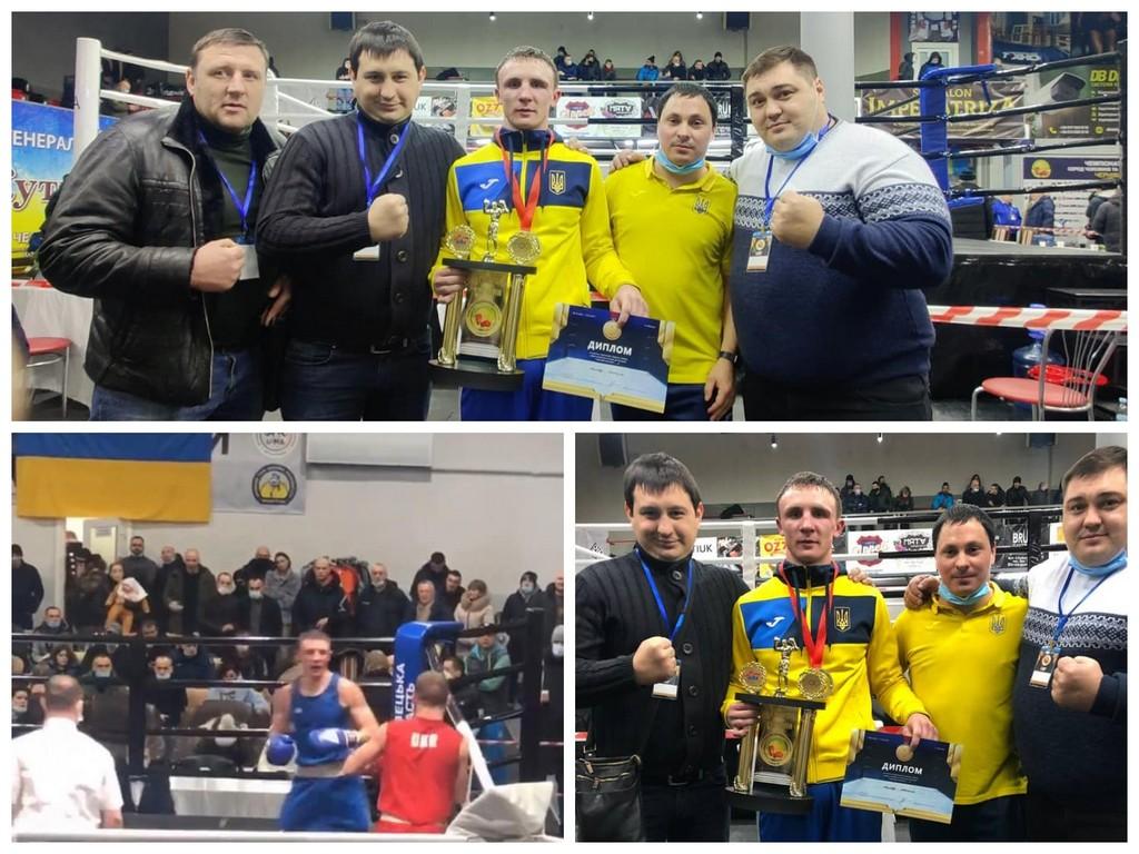 Вітаємо Максима Молодана з перемогою!